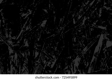Monochrome abstract vector grunge texture. Gray and black illustration. Sketch abstract to Create Distressed Effect. Overlay Distress grain design. Stylish modern background