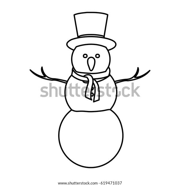 Snowman Top Hat Clipart Snowman No Hat Clipart - Snowman Top Hat PNG Image    Transparent PNG Free Download on SeekPNG