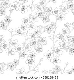 Fleur De Cerisier Dessin Images Photos Et Images Vectorielles De Stock Shutterstock
