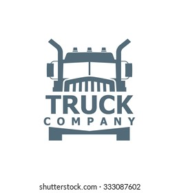 Design Trucking Logo