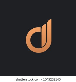 Monogram design elements, graceful template. Calligraphic elegant line art logo design. Letter O vector logo. Vintage Insignia and Logotype. Business sign, identity, label, badge of restaurant, Hotel.