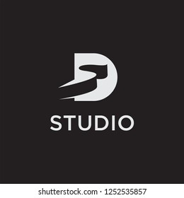 Monogram / Initial D and S logo design inspiration