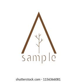 a monogram logo