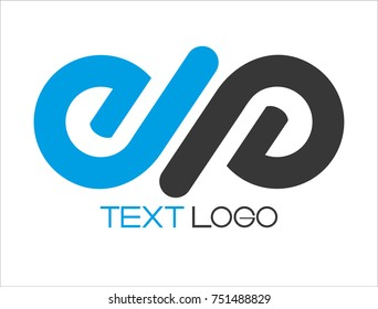 monogram logo ee