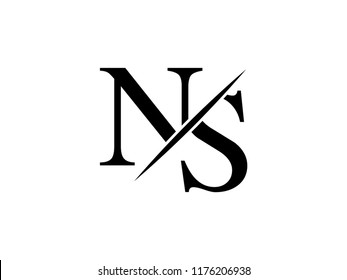 Royalty Free Ns Logo Stock Images Photos Vectors Shutterstock