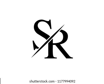 Sr Letter Images Stock Photos Vectors Shutterstock