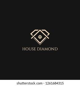 Monoline Home Jewellery, Diamond with Home Concept