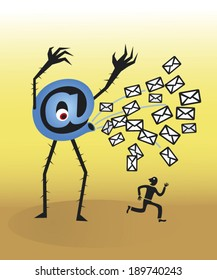 The Monster of E-mail