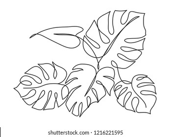 Leaf Tropical Outline Images Stock Photos Vectors Shutterstock Leaf outline tropical leaf outline tropical leaf tropical outline nature plant background green leaves maple leaf symbol autumn tree element decoration spring fall environment decorative ornate. https www shutterstock com image vector monstera leaf line art contour drawing 1216221595