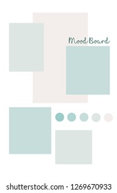 Mood Board Template 87