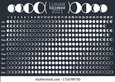 Lunar Calendar January 2022.Lunar Calendar Hd Stock Images Shutterstock