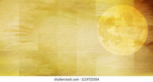 Moon Full Moon Background