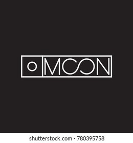 Moon Logo For Restaurant Bistro Coffee Shop Dining