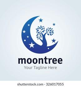 Moon Tree Logo