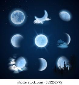 Half-moon Images, Stock Photos & Vectors | Shutterstock