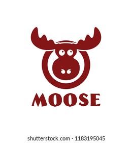 Moose Logo Design