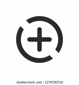 More icon. read more sign. Vector