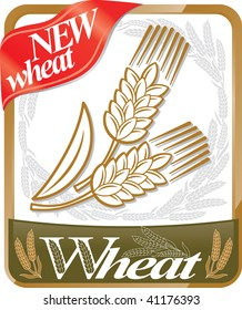 More new wheat.