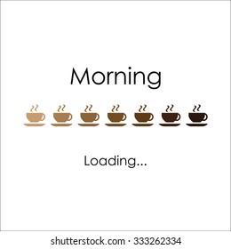 imagenes fotos de stock y vectores sobre monday coffee quotes