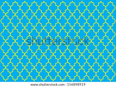 Moroccan Style Pattern Vector Stock Vector Royalty Free 60 New Moroccan Design Pattern