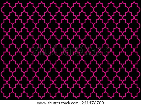 Moroccan Style Pattern Vector Stock Vector Royalty Free 60 Impressive Moroccan Design Pattern