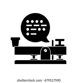 morse-code icon