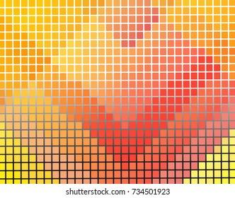 Mosaic, colored mosaic wall pattern background,EPS10