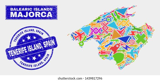 Map Of Spain Majorca.Majorca Map Images Stock Photos Vectors Shutterstock
