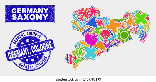 Cologne On Map Of Germany.Cologne Germany Map Images Stock Photos Vectors Shutterstock