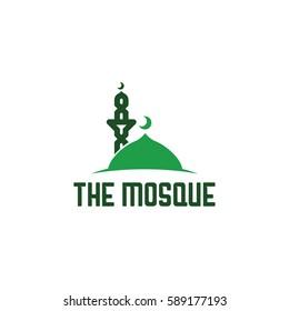 The mosqu islamic logo