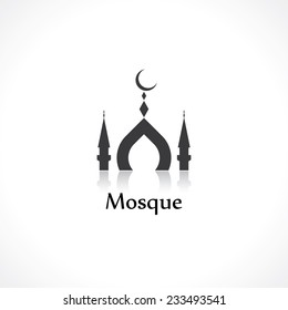 Mosque Vector Images Stock Photos Amp Vectors Shutterstock