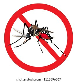 Mosquito Removal Icon