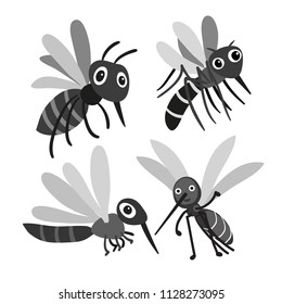 mosquito vector collection design