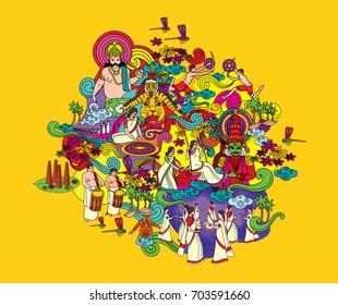 Most Famous Festivals Of Kerala