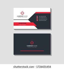 Most Popular Business Card Design template
