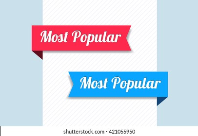 Most Popular Ribbons