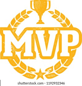Most Valuable Player MVP Award