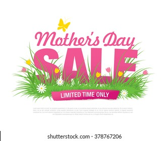 mother's day sale banner