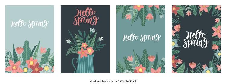 spring illustration hd stock images | shutterstock  shutterstock