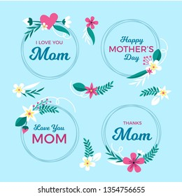 Mother's day wreaths