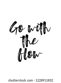Go With The Flow Images Stock Photos Vectors Shutterstock