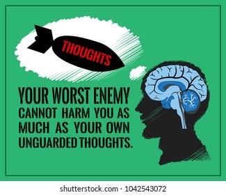 Worst Enemy Images Stock Photos Vectors Shutterstock