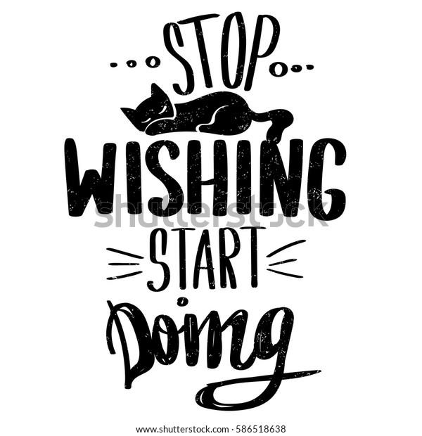 Motivational Poster Black White Wallpaper Slogan