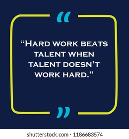 Motivational Quotes Grind Hard Work Hustle Stock Vector Royalty