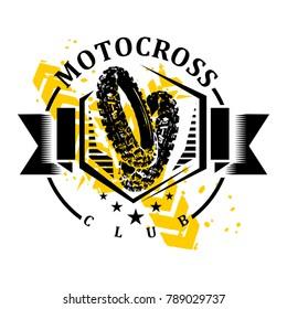 motocross logo, motocross design