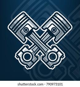 810 Koleksi Gambar Keren Logo Motor Gratis Terbaik