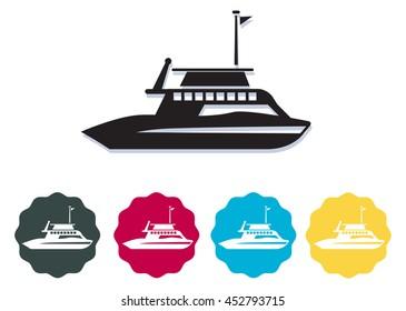 Motor Yatch Ship