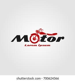 Motorcycle Logo Images Stock Photos Vectors Shutterstock