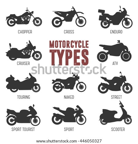 Motorcycle Model and Type