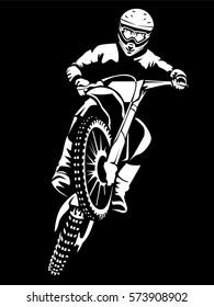 Homme Casque Moto Stock Illustrations Images Vectors